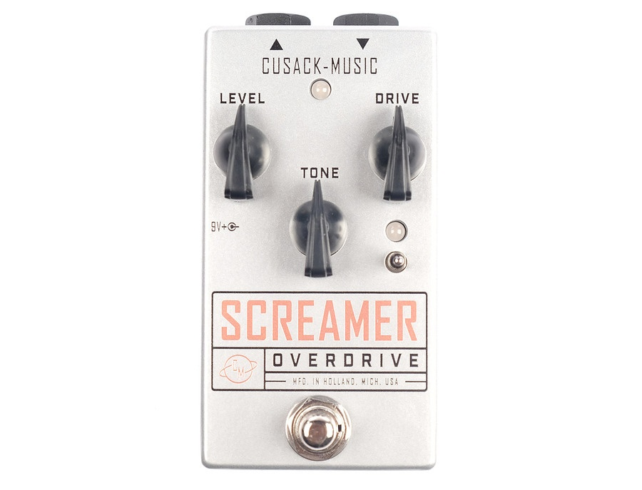 Cusack Music Screamer Overdrive v2 Reviews & Prices