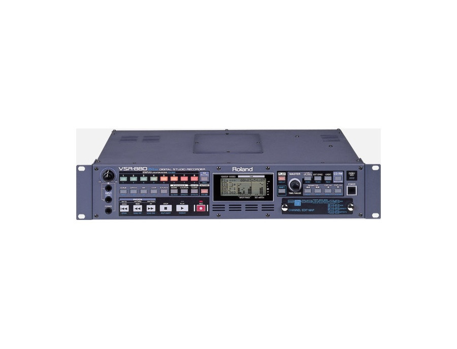 Roland vsr 880 digital studio recorder xl