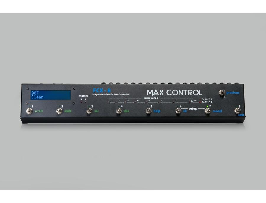 Max Control FCX-8