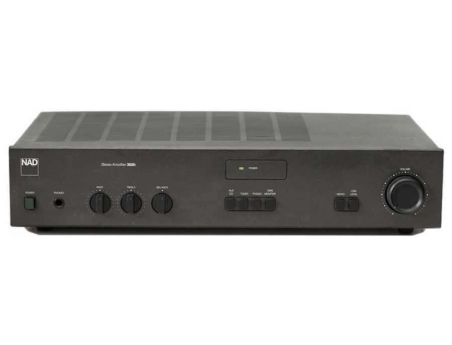 Nad 3020i stereo amplifier xl