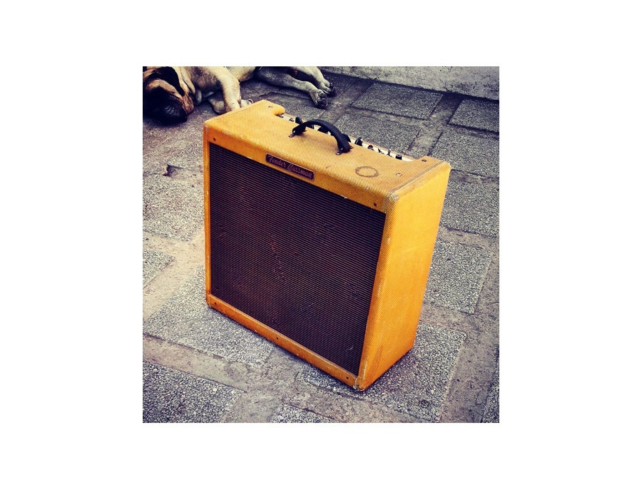fender bassman 39 59 vintage reissue limited edition relic 2006 tweed lacquer reviews prices. Black Bedroom Furniture Sets. Home Design Ideas