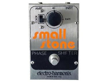 Electro-Harmonix Small Stone Phase Shifter V2