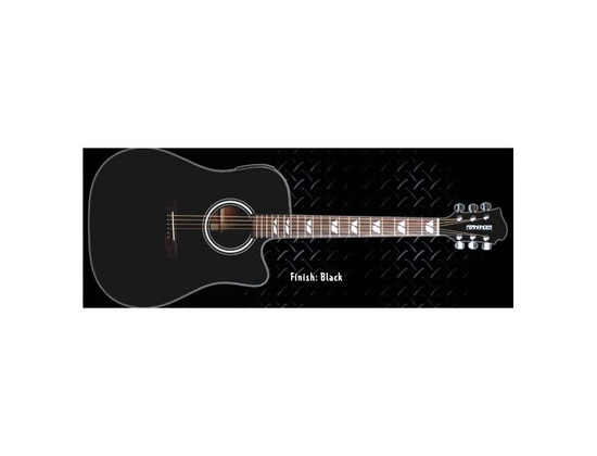 Fernandes PD18-C-EQ Palisade Series Acoustic Electric Guitar