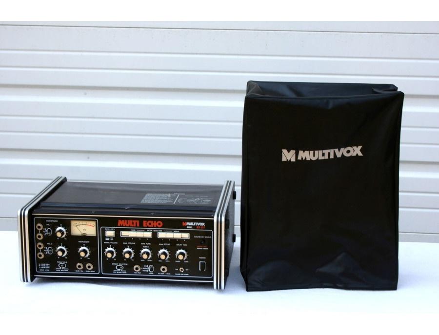 Multivox multi echo 312 xl