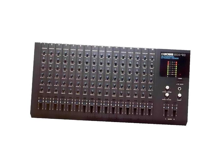 Boss bx 16 mixer xl