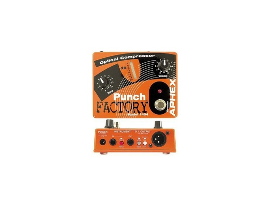 aphex Punch Compressor