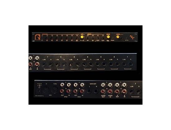 MOTU MIDI Mixer 7s
