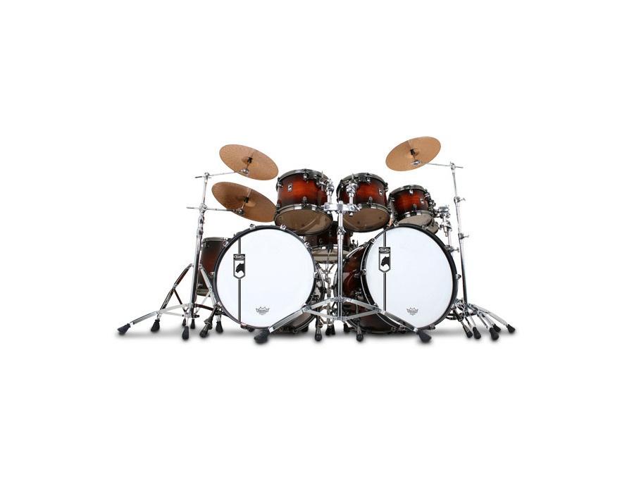 Mapex black panther blaster drum kit xl