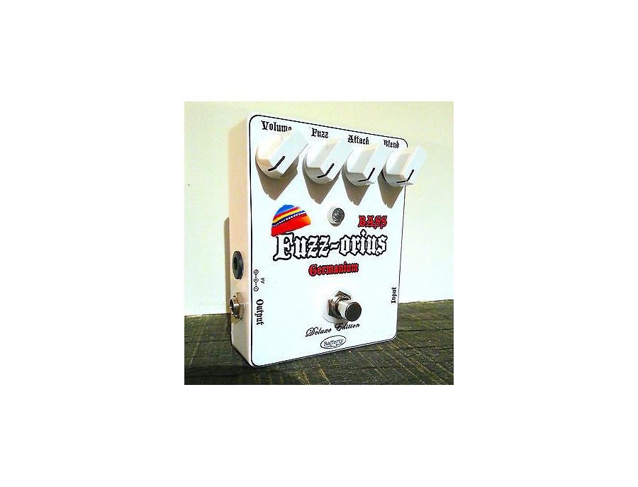Rafferty Fuzz-Orius Jaco Pastorius Bass Germanium Fuzz Pedal
