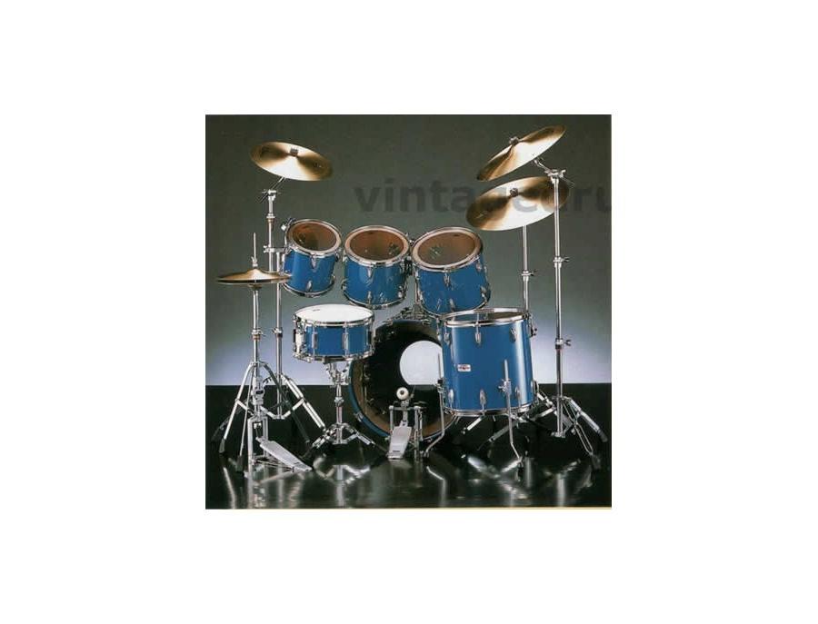 yamaha power tour custom cobalt blue 1986 reviews prices. Black Bedroom Furniture Sets. Home Design Ideas
