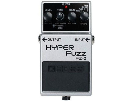 Image result for boss hyperfuzz