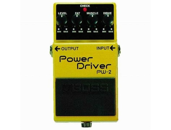 Boss PW-2 Power Driver Pedal