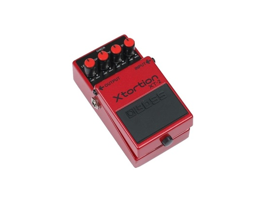 boss xt 2 xtortion guitar effects pedal reviews prices equipboard. Black Bedroom Furniture Sets. Home Design Ideas