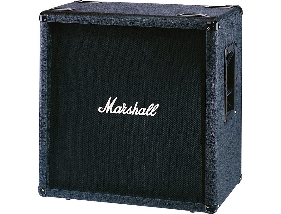 Marshall MG412B Straight Guitar Cab