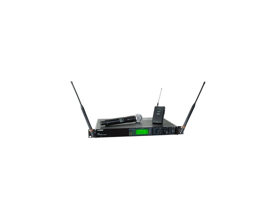 Shure UHF-R Wireless Microphone System