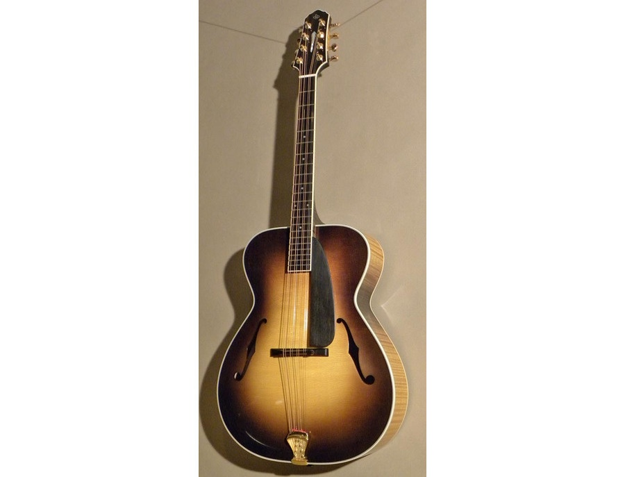 Fletcher Brock Octave Mandolin