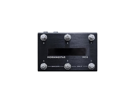 Morningstar MC6 Midi Foot Controller