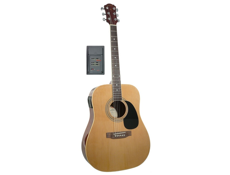 palmer p41ne acoustic electric guitar reviews prices equipboard. Black Bedroom Furniture Sets. Home Design Ideas