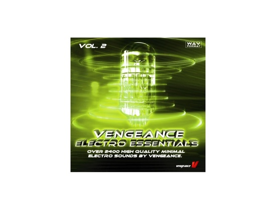 Vengeance Samples Electro Essentials Vol.2