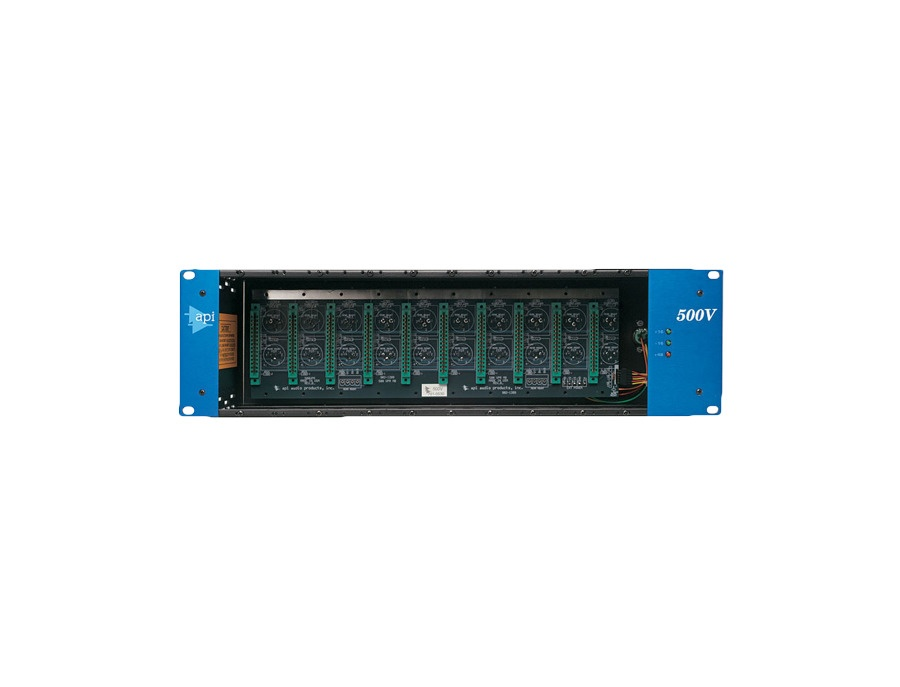 API 500V 10-slot Lunch Pail