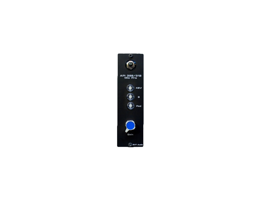 SVT Audio API 325/312 Mic Preamplifier