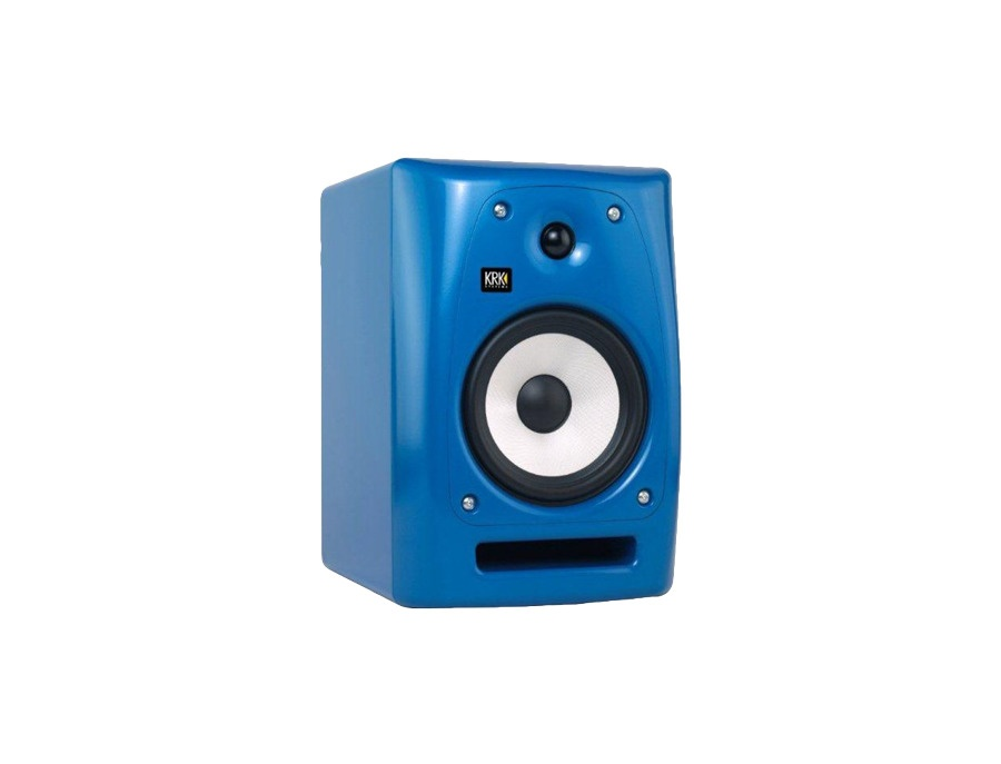 KRK Rokit RP6 G2 Limited Edition Blue Studio Monitor