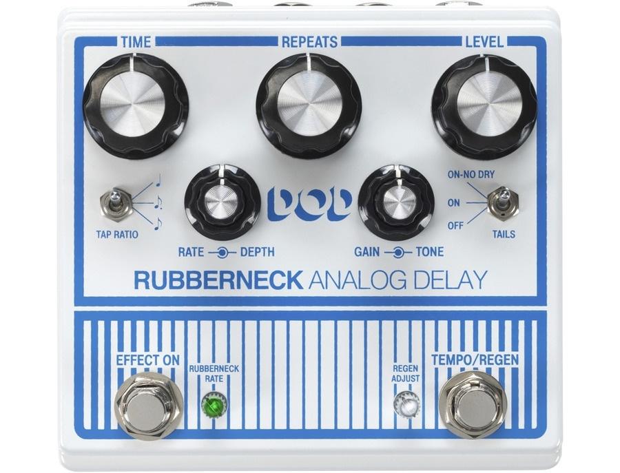 Dod rubberneck analog delay xl