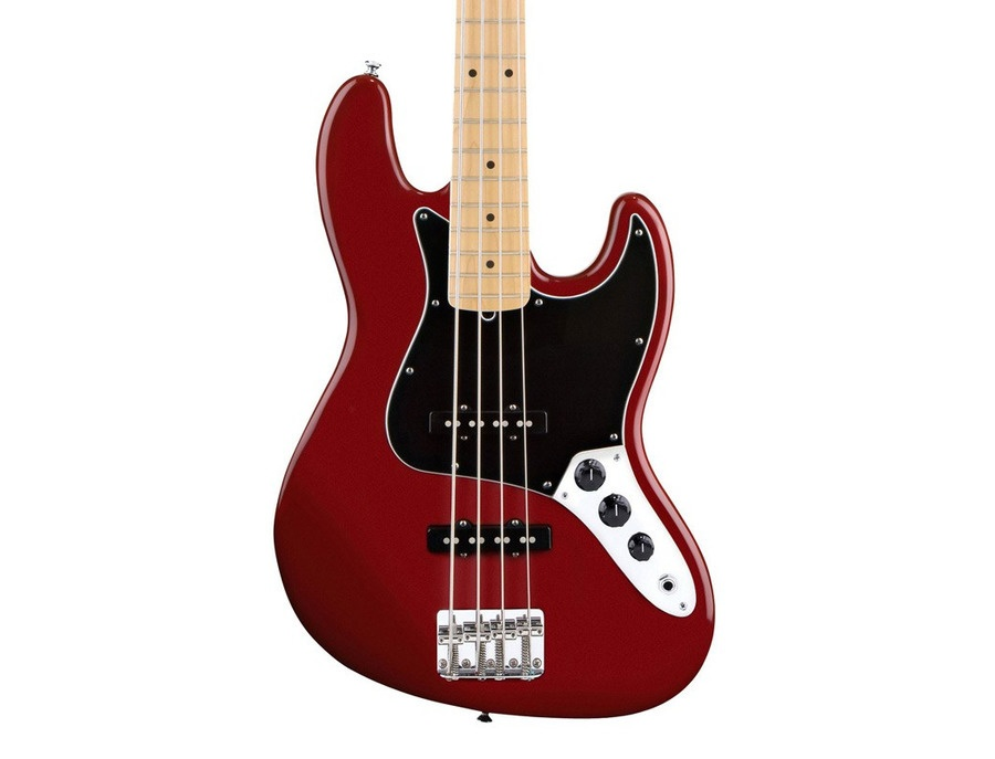 Fender Candy Apple American Standard Jazz Bass