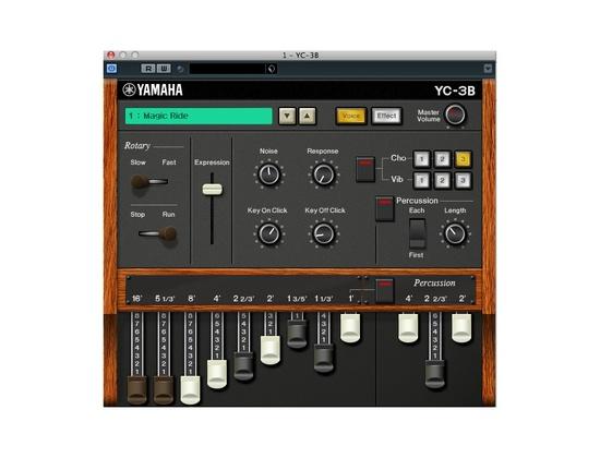 Yamaha Yc Vst