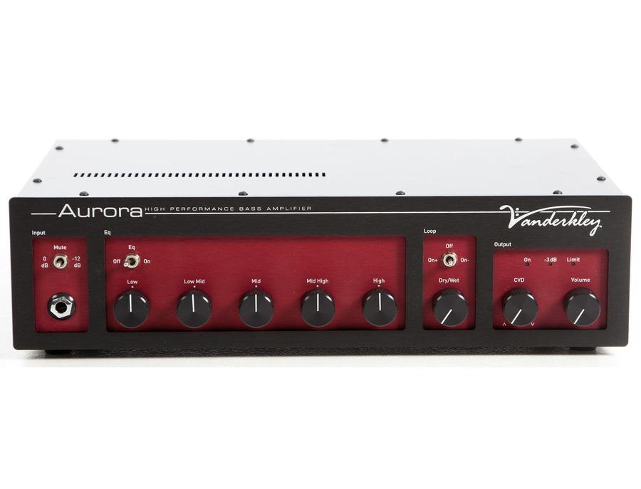 Vanderkley aurora bass head xl