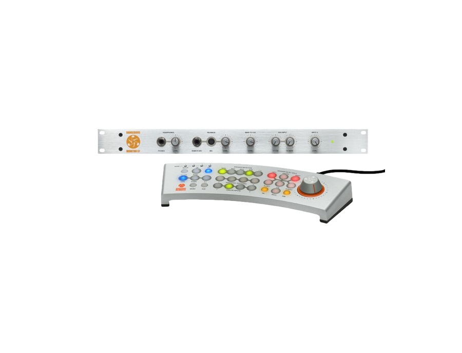 Dangerous Music Monitor ST Remote-Controlled Source & Speaker Switcher