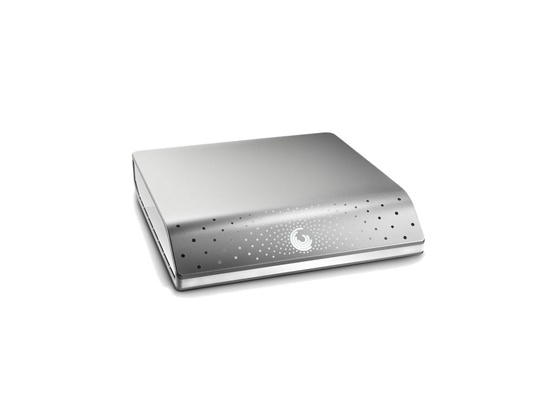 Seagate FreeAgent Desk External Hard Drive