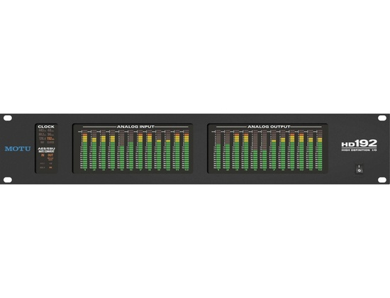 MOTU HD192 Audio Interface