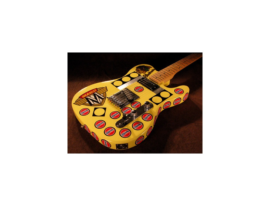Fender Stratocaster Neck >> Terry Kath's Fender Telecaster Reviews & Prices | Equipboard®