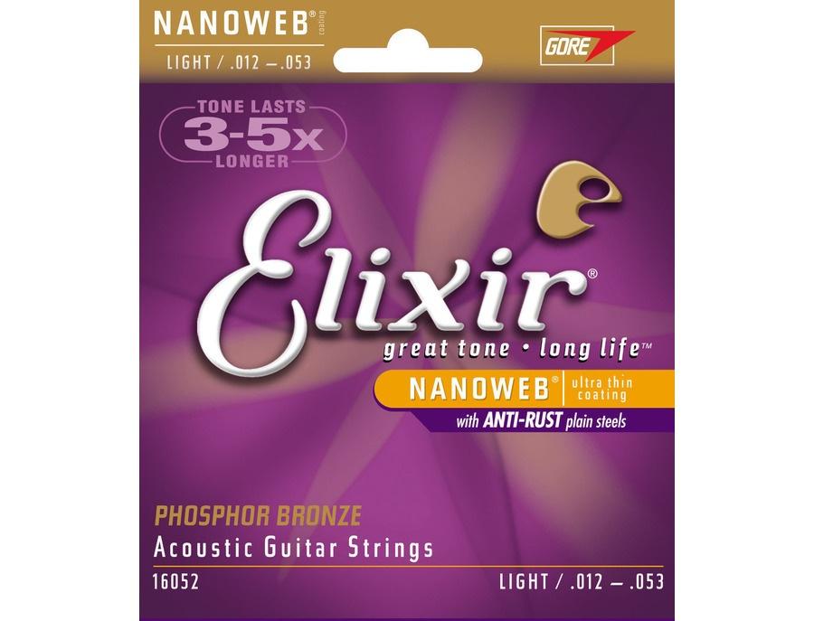 Elixir 16052 Nanoweb - 0.12 - 0.53