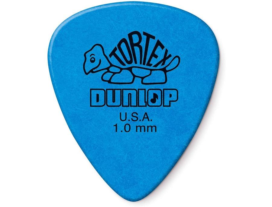 Dunlop Tortex Standard 1.0mm Guitar Picks