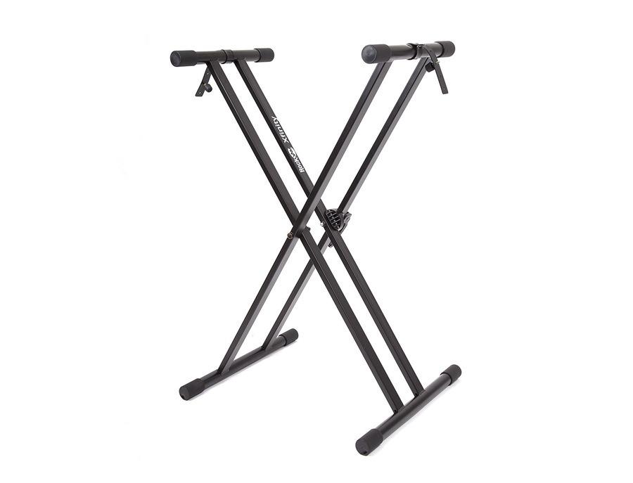 Rockjam Xfinity Heavy Duty Double X Brace Keyboard Stand