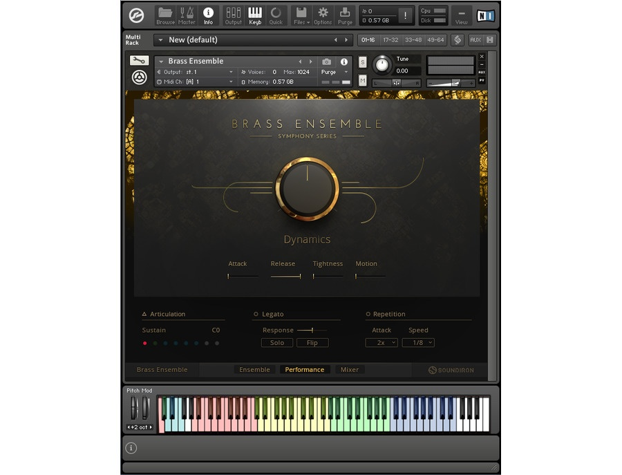 Native Instruments Brass Ensemble Reviews & Prices | Equipboard®