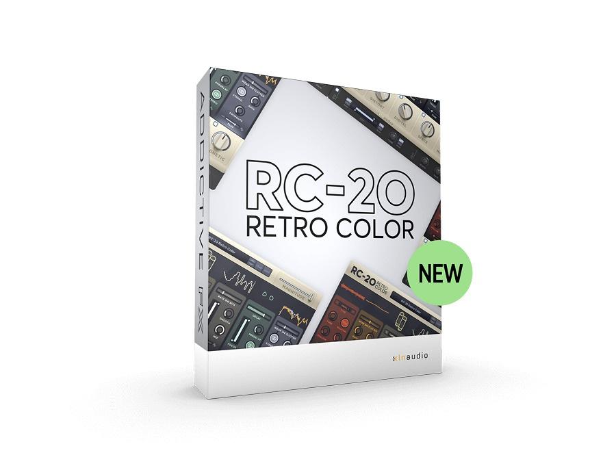 Xln audio rc 20 retro color xl