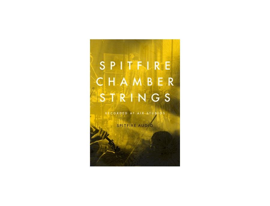 Spitfire audio spitfire chamber strings xl