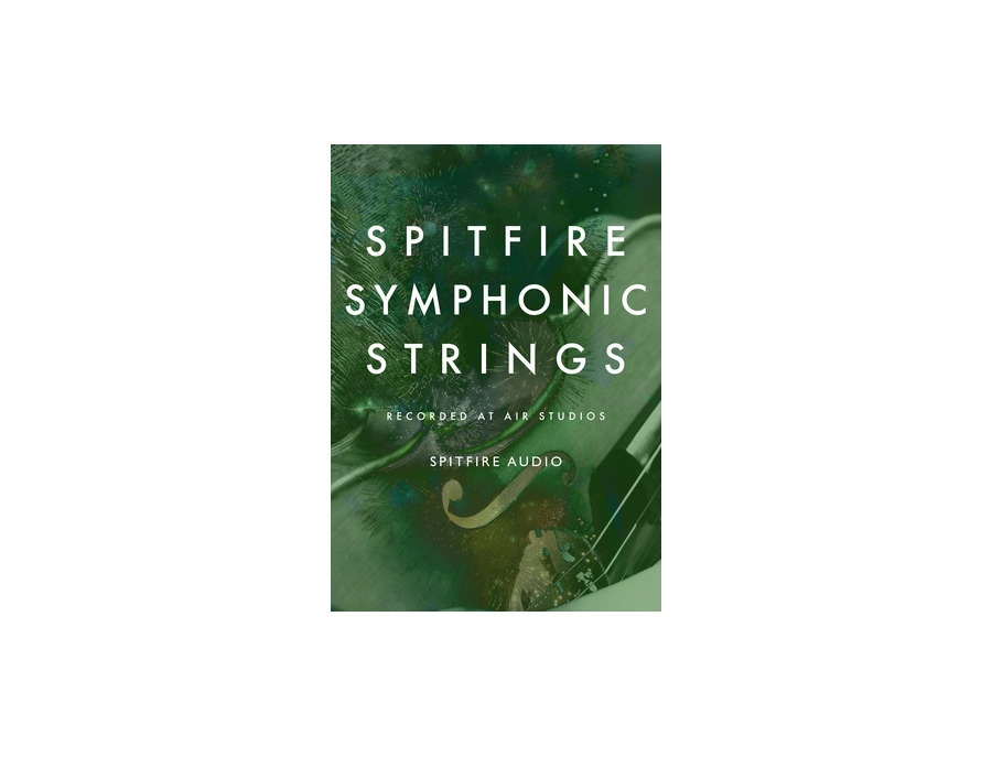 Spitfire Audio Spitfire Symphonic Strings Reviews & Prices | Equipboard®
