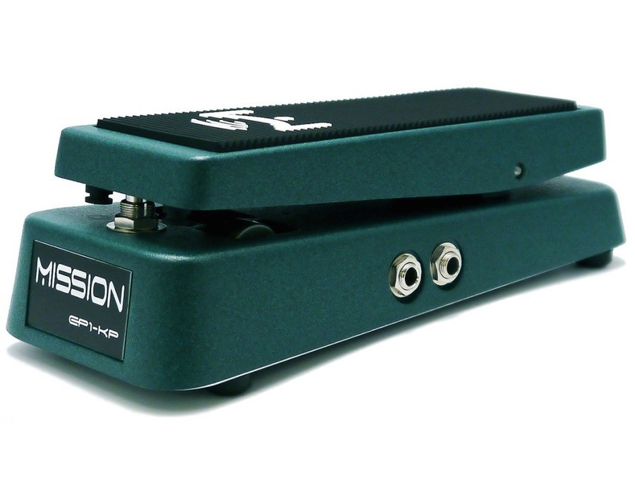 Mission engineering ep1 kp expression pedal xl