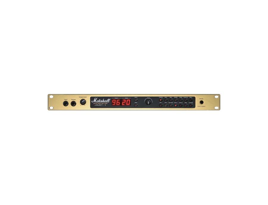 Marshall JMP-1 Tube MIDI Guitar Preamp