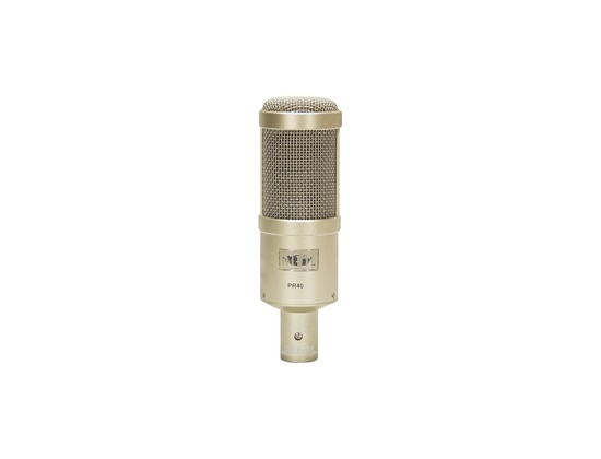Heil PR40 Large Diaphragm Multipurpose Dynamic Microphone