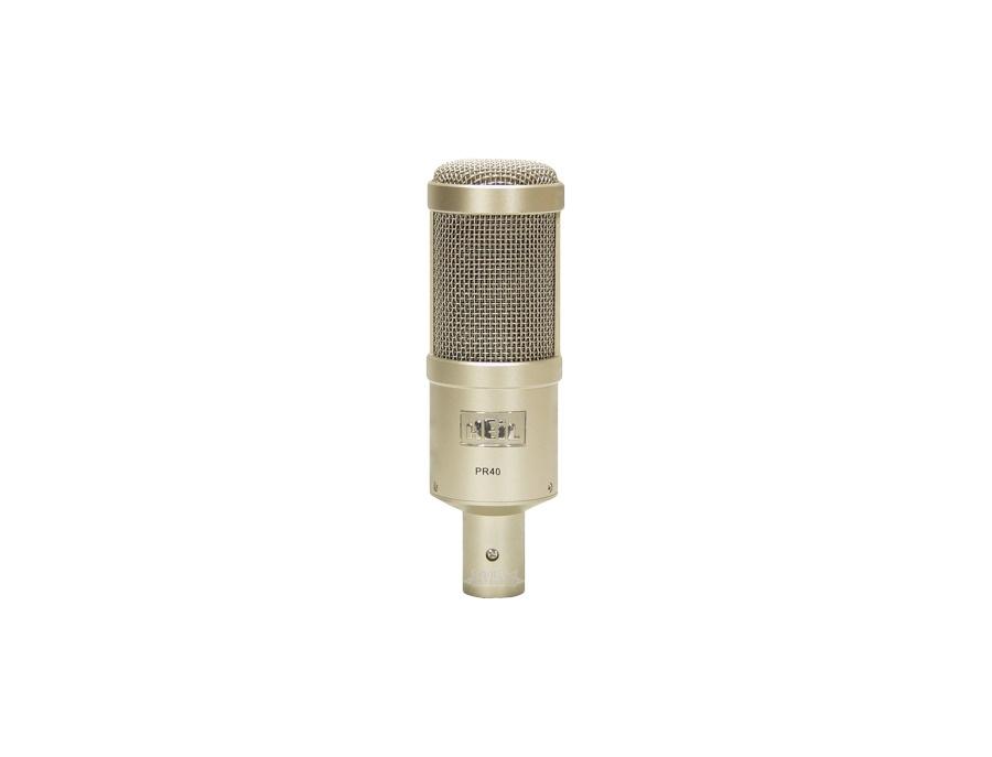 Heil PR40 Large Diaphragm Multipurpose Dynamic Microphone