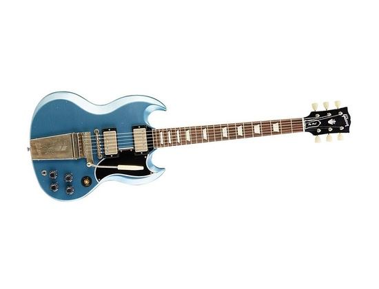 Gibson Custom SG Standard Reissue with Maestro Vibrola