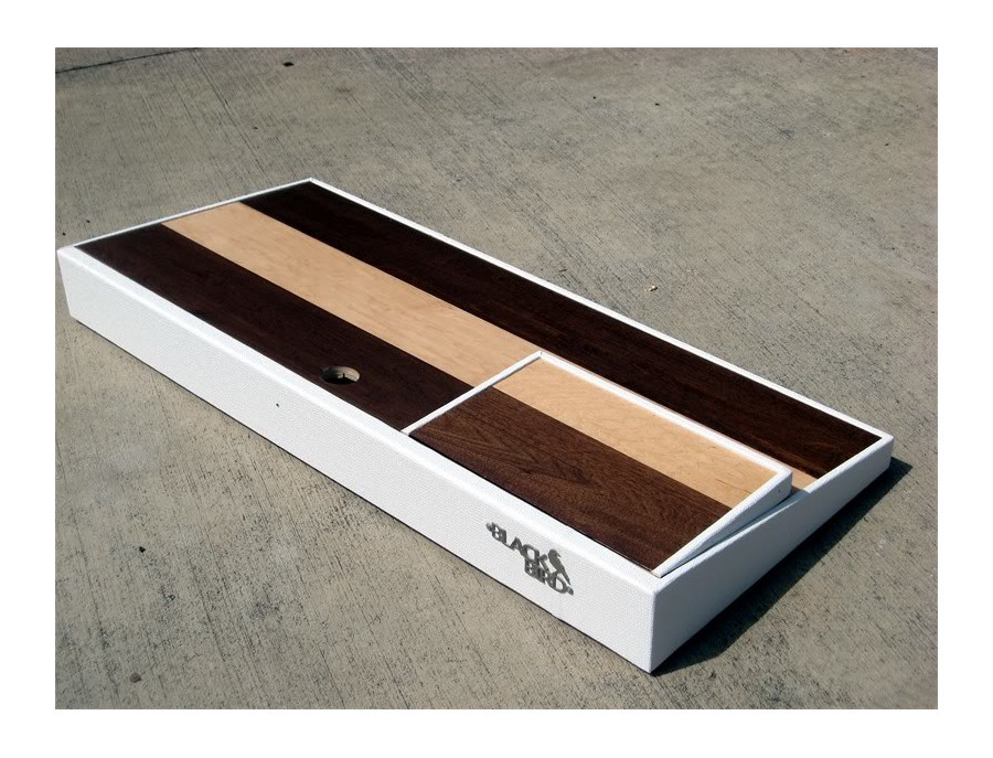 Blackbird custom pedalboard xl