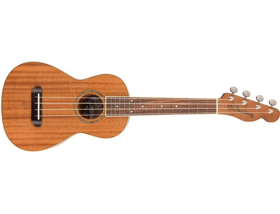 Fender ukulele mino aka concert xl