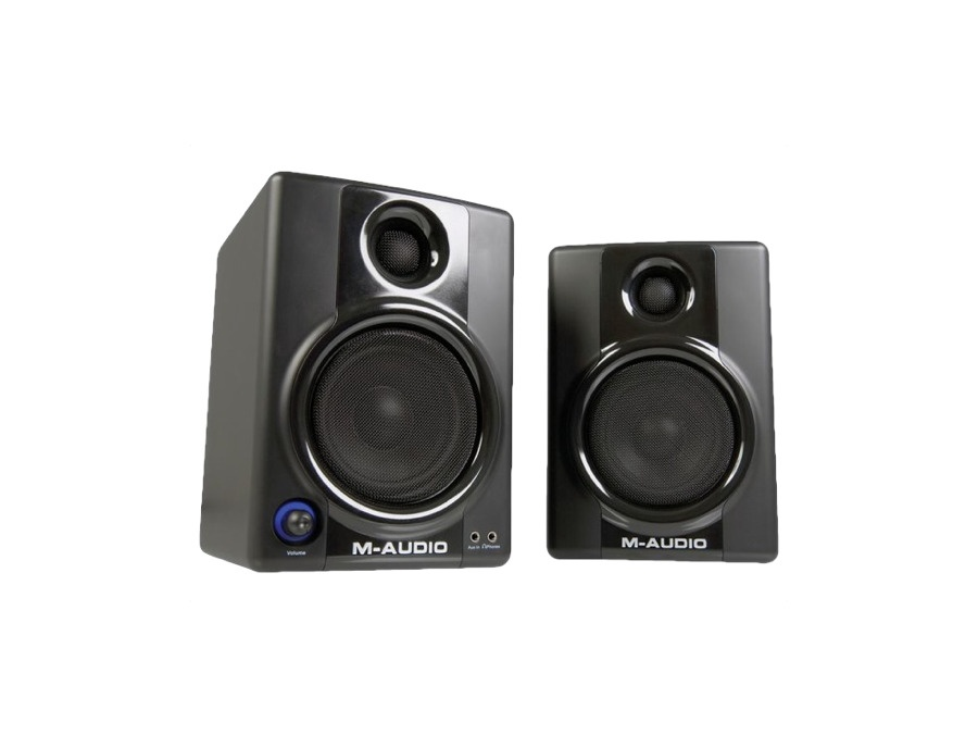 M-Audio Studiophile AV 40 Studio Monitors
