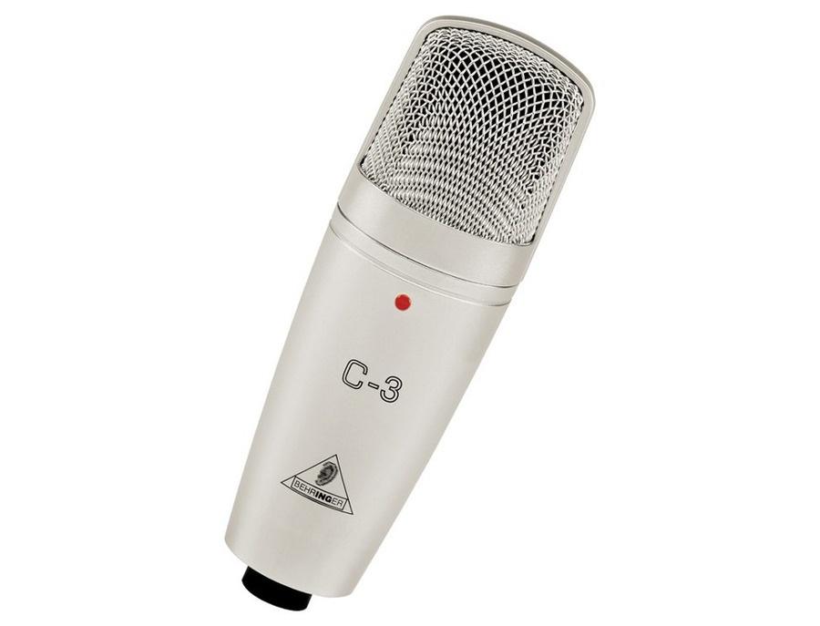 Behrinher C3 condenser microphone